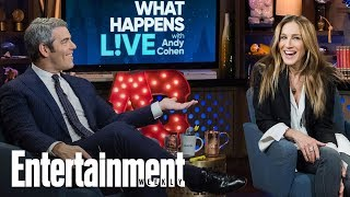 Andy Cohen Defends Sarah Jessica Parker Amid Kim Cattrall Drama | News Flash | Entertainment Weekly