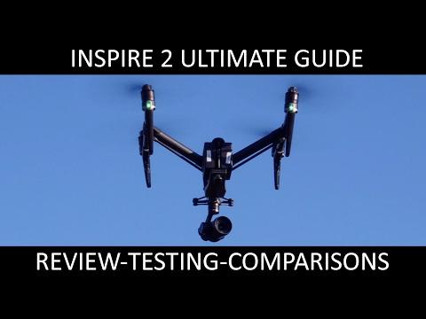 DJI Inspire 2 Video Review
