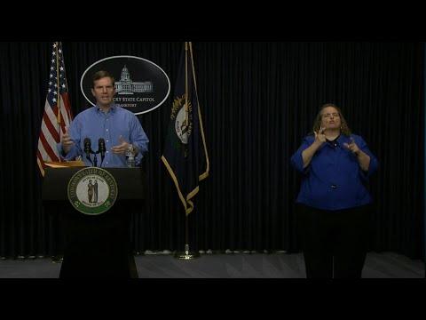 Gov. Andy Beshear March 20 5:00 pm Update | Coronavirus | KET