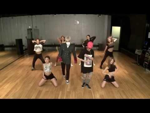 GD & T.O.P - 쩔어 (ZUTTER) Dance Practice Ver. (Mirrored)