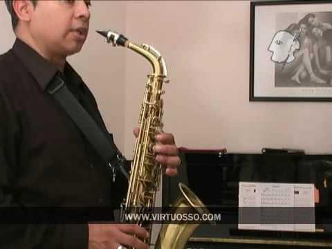 clases de saxofon, como se produce el sonido