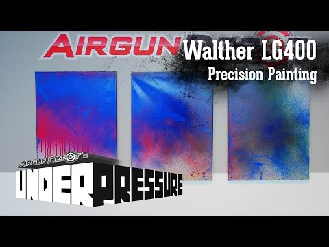 Walther LG400 Precision Painting