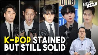 How much do you know about the sex & corruption scandal involving K-pop stars
