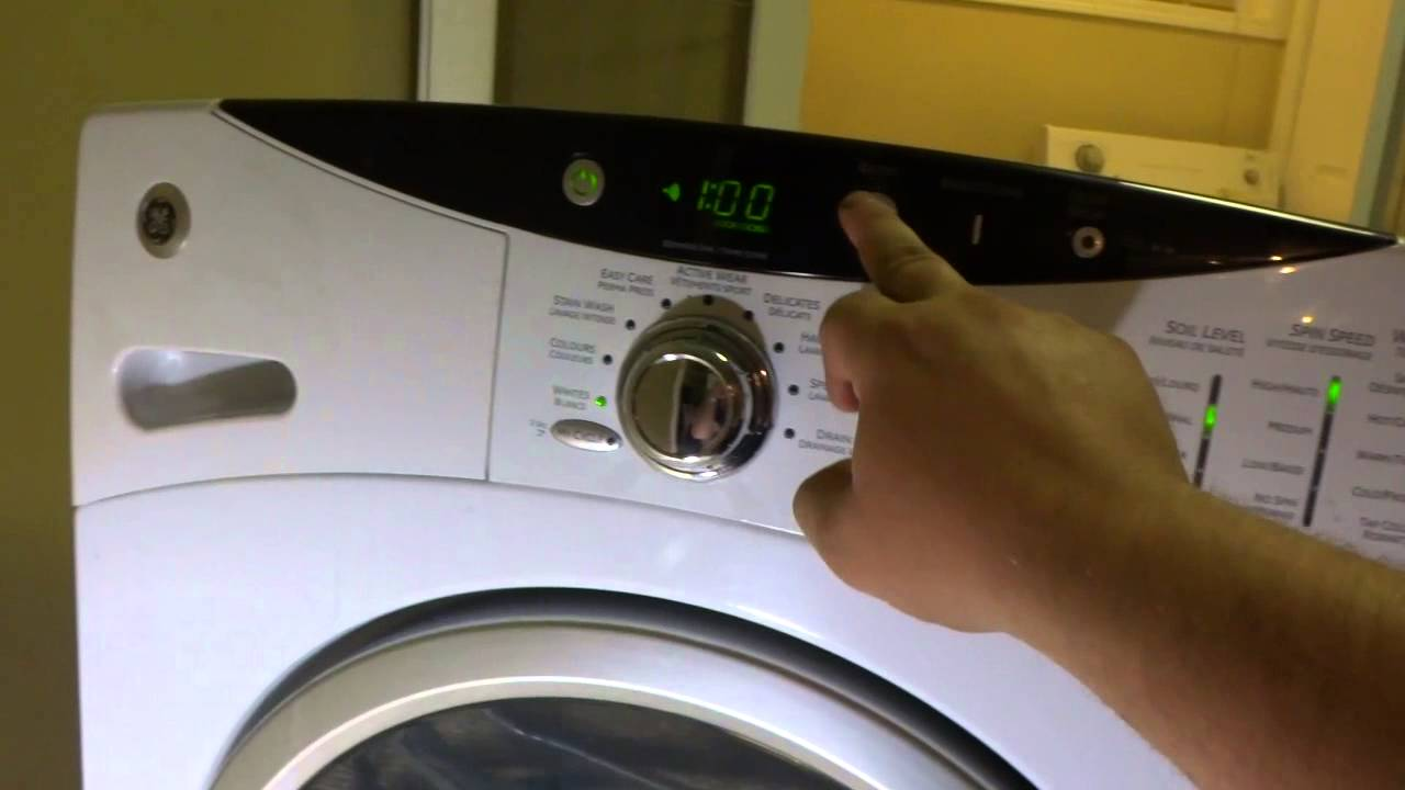 How To Repair A Washer Machine Youtube