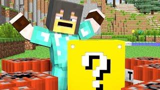 Lucky Block Surprise [Minecraft Animation]