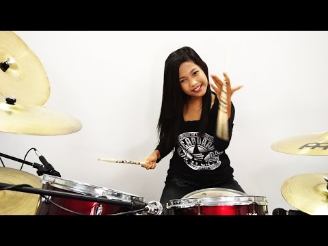 My Chemical Romance - Teenagers - Drum Cover by Nur Amira Syahira