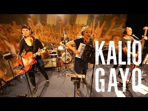 Kalio Gayo - Tchavale: Kalio Gayo, Live uit Lloyd