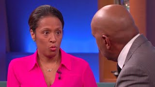 Supermom gets a big surprise! || STEVE HARVEY