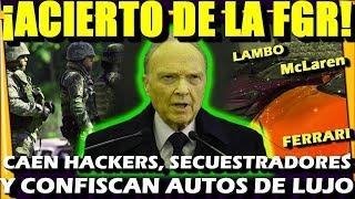 SABADO VICTORIOSO ¡CAEN HAC.KERS Y DECOMISAN AUTOS D LUJO PARA SUBASTA D AMLO !-ESTADISTICA POLITICA