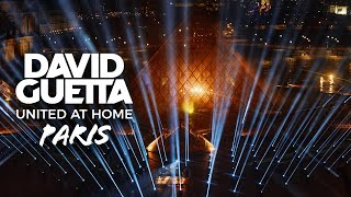 David Guetta   United at Home - Paris Edition from the Louvre