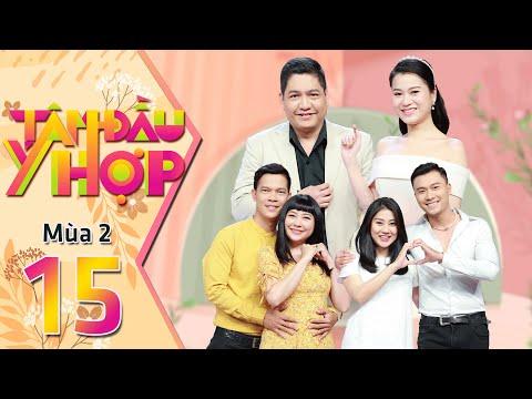 Tâm Đầu Ý Hợp  Mùa 2 - Tập 15: MC Ngọc Tiên kể chuyện bị chồng