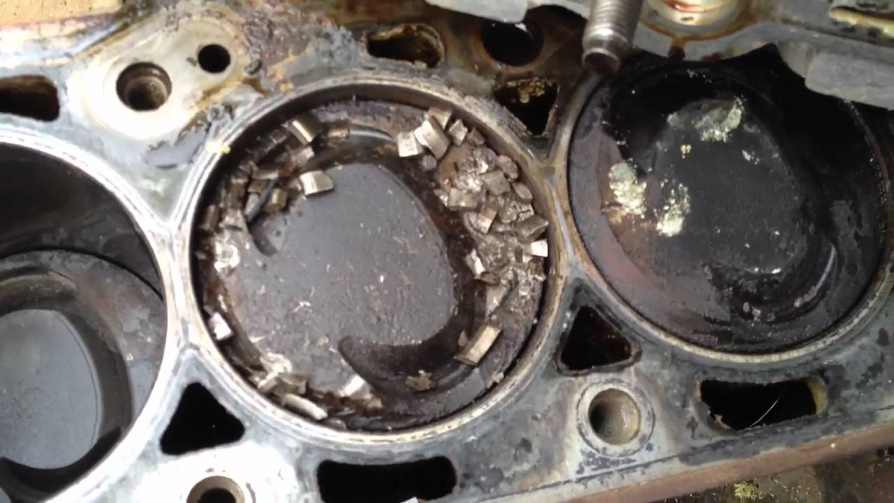 2000 Ford Focus Engine Rod Knock Youtube