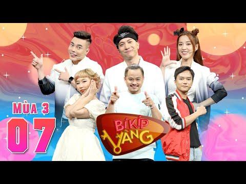 Bí Kíp Vàng Mùa 3 | Tập 7: ST cười xỉu khi Trang Hý hát, Puka muốn khóc vì liên tục đập trứng sống