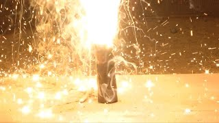 Making a THERMITE LAUNCHER Part 1-Thermite shells