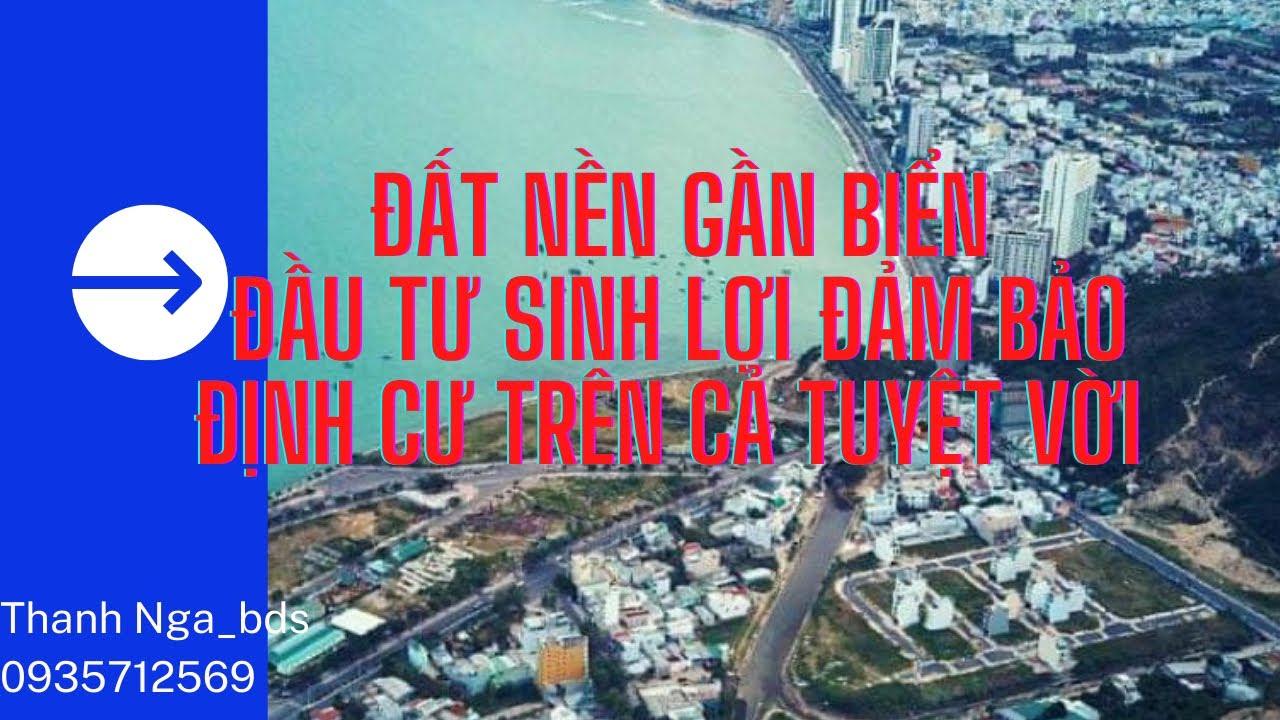 Giá sốc mùa covid với đất Nha Trang cách biển 100m chỉ 3 tỷ 3 video