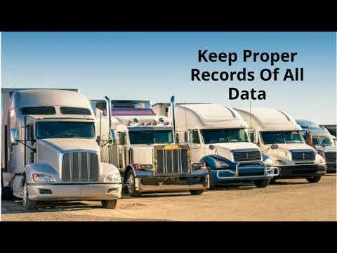 Tips For Managing Fleet Vehicles