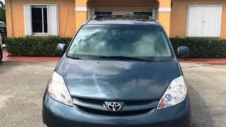 2008 Toyota Sienna 5dr 7-Pass Van XLE FWD (miami, Florida)