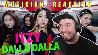 MUSICIAN REACTS | ITZY -