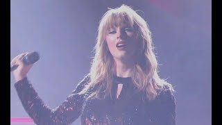 Taylor Swift - I Did Something Bad  part 10 Live official performance