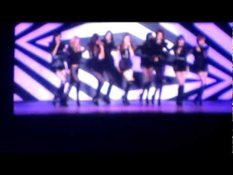 [FANCAM] 120804 SMTown Tokyo 2012 SNSD 少女时代 The Boys