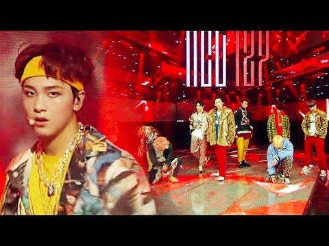 《POWERFUL》 NCT 127 - 無限的我 (무한적아;LIMITLESS) @인기가요 Inkigayo 20170115