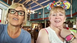 Why 'That Crazy Disney Lady' Was Threatened at Disney World