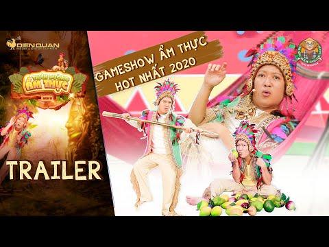 Thiên đường ẩm thực 6   Trailer: Chán Ông Hoàng, Trường Giang hóa Tộc trưởng càn quét show hot 2020