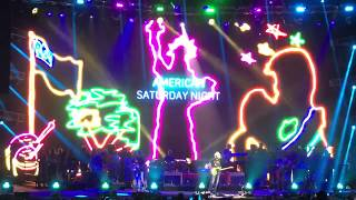 Brad Paisley - American Saturday Night - 2019 Tour - Phoenix, AZ (2nd show of tour!!)