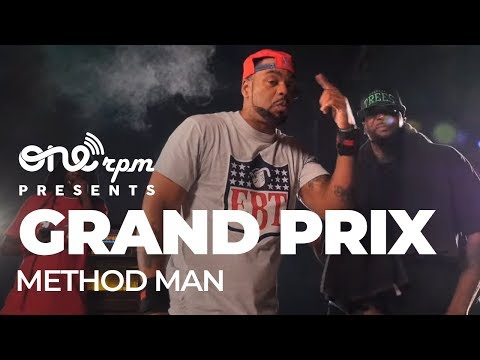 Method Man - Grand Prix (Official Video)