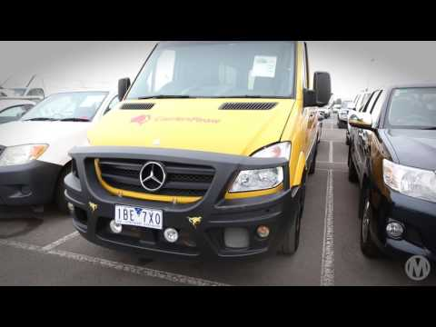 Tradie Day Car Auction - Vans