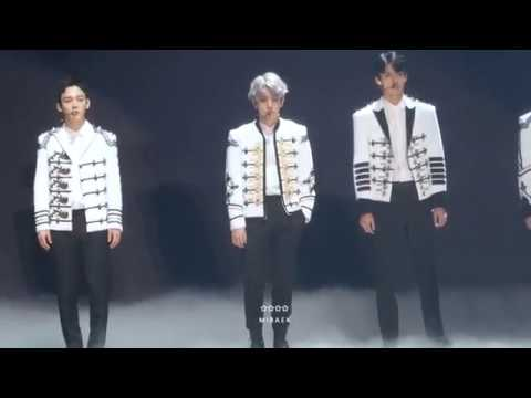 20171125 The EℓyXiOn EXO - The Eve (BAEK HYUN)