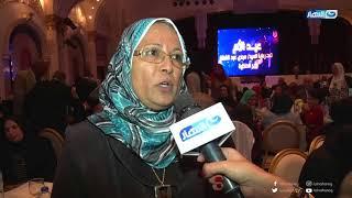 وزارة الداخلية تحتفل بعيد الأم مع أمهات الشهداء وأسرهم     -