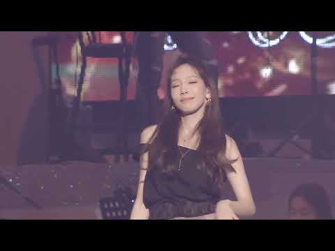 【韩中字】TAEYEON 泰妍太妍 - 四季(Four Seasons) ['s one Encore Concert Ver.]