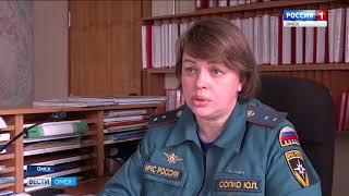 Сегодня в России отмечается день работников пожарной охраны