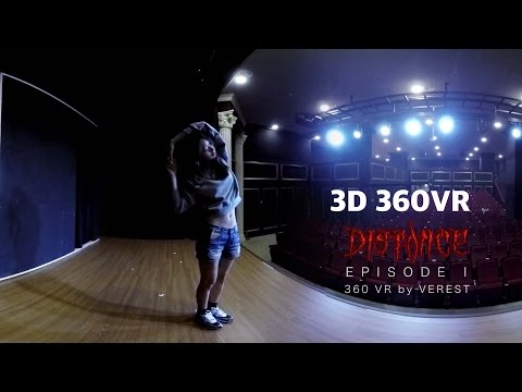 [3D 360VR] 'DISTANCE' EPISODE I (Horror movie)