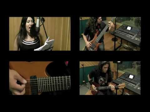 Six Magics - Rolled - Recording Session