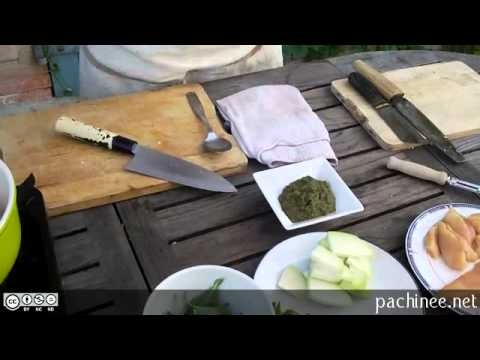 recette poulet au curry vert