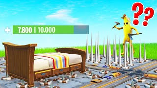 DESTROY The BED To WIN! (Fortnite Bed Wars)