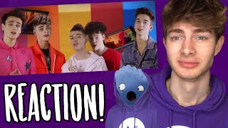"""Why Don't We - """"Don't Change"""" (Official Music Video) REACTION!"""