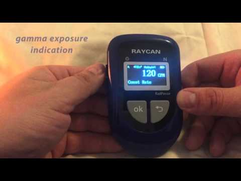 How to Use a Personal Radiation Detector (RadPavise)