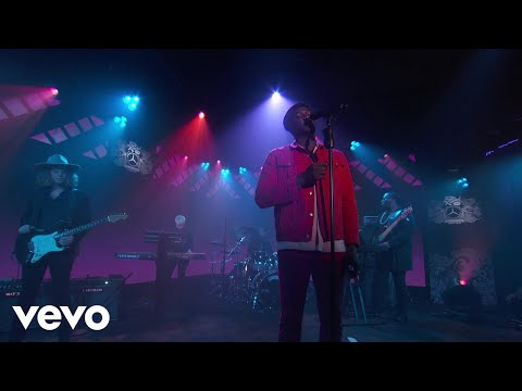 Jacob Banks - Slow Up (Live From Jimmy Kimmel Live!/2019)