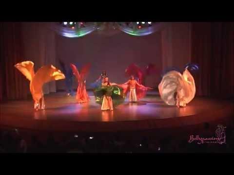 Alas Isis Danza Arabe Academia Bellypassion 2015