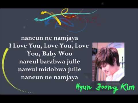 나는 네 남자야 (I'm Your Man) by Kim Hyun Joong