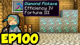 Let's Play Minecraft Episode 100