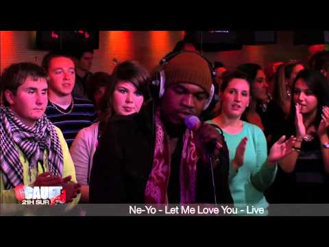 Baixar Ne-Yo - Let Me Love You - Live - C'Cauet sur NRJ