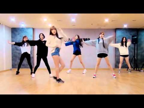 GFRIEND 'Rough' mirrored Dance Practice