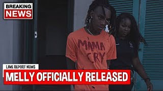 YNW Melly Officially Released From Prison After This Happened...