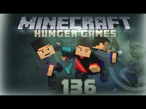 Minecraft: Hunger Games - Game 136 - Danny = Notch?! W/ MinecraftUniverse - Smashpipe Games