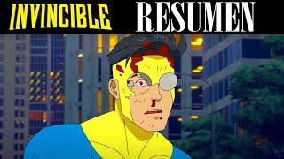 🩸 EL CHICO QUE QUERÍA SER SUPERHEROE! | Invencible RESUMIDO