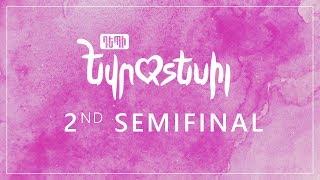 Depi Evratesil: 2nd Semifinal (LIVE)